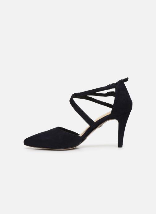 Zapatos de tacón Tamaris ZAMI Azul vista de frente
