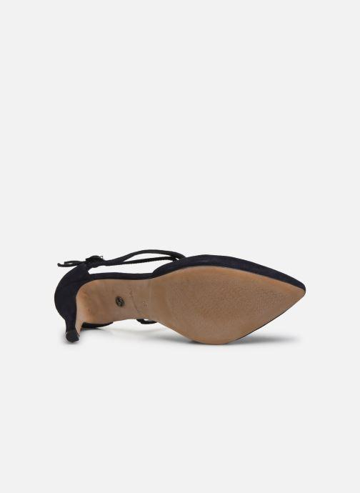 Zapatos de tacón Tamaris ZAMI Azul vista de arriba