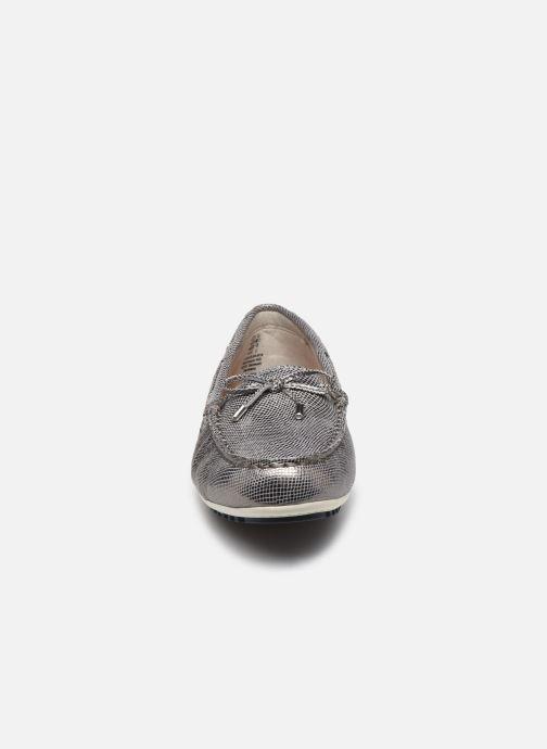 Mocassins Tamaris WISLAW Argent vue portées chaussures