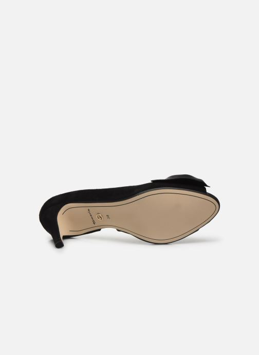 Zapatos de tacón Tamaris VITA Negro vista de arriba