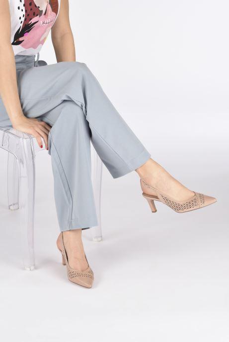 Zapatos de tacón Tamaris TASHIA Rosa vista de abajo
