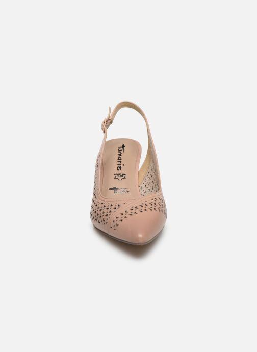 Zapatos de tacón Tamaris TASHIA Rosa vista del modelo