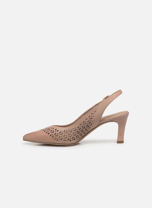 Zapatos de tacón Tamaris TASHIA Rosa vista de frente