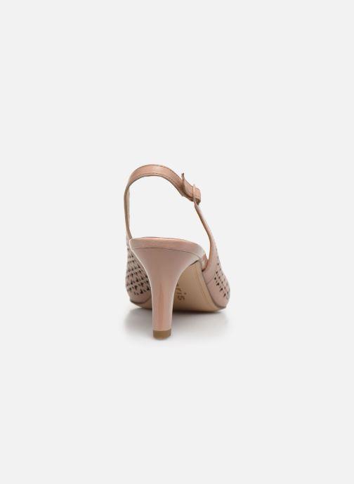 Zapatos de tacón Tamaris TASHIA Rosa vista lateral derecha