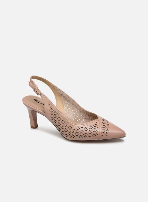 Zapatos de tacón Tamaris TASHIA Rosa vista de detalle / par