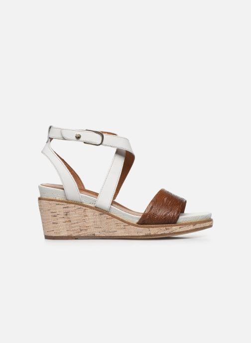 Sandales et nu-pieds Tamaris ELEA Marron vue derrière