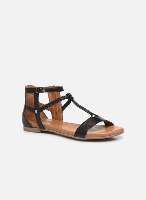 Sandales et nu-pieds Tamaris NAOO Noir vue détail/paire