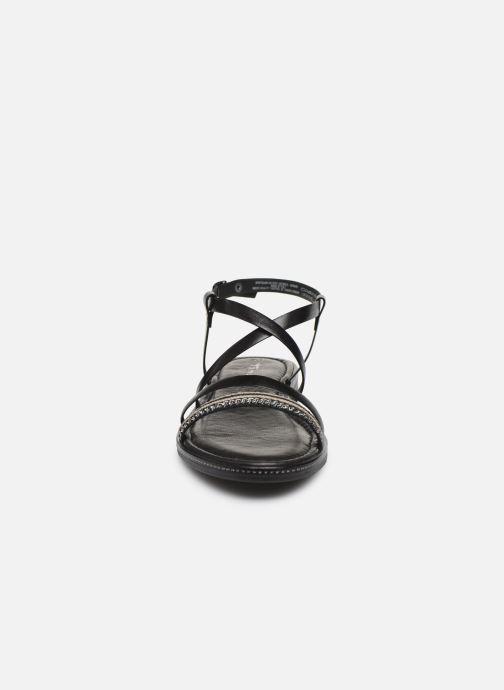 Sandales et nu-pieds Tamaris BALA Noir vue portées chaussures
