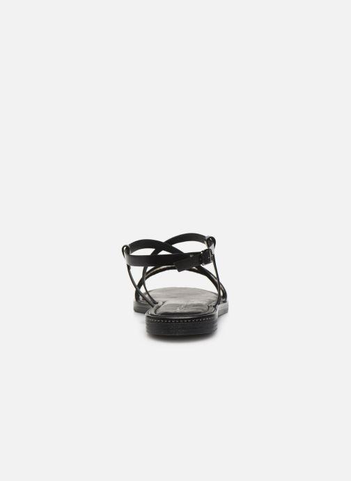 Sandales et nu-pieds Tamaris BALA Noir vue droite