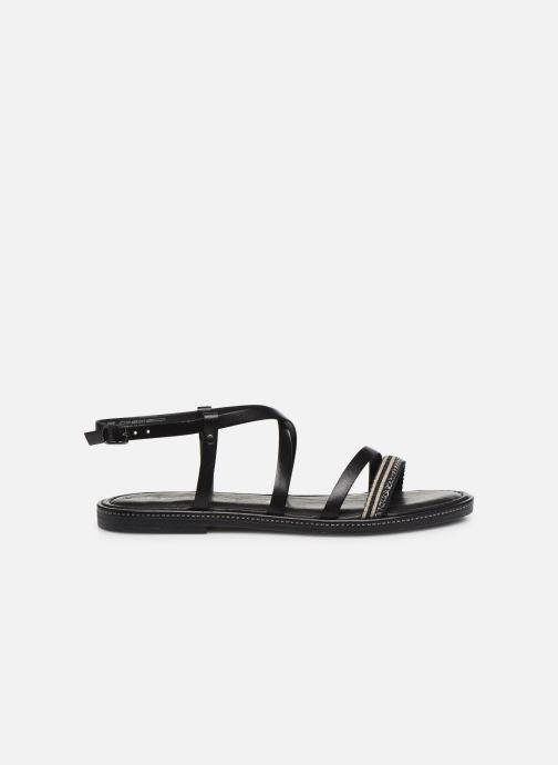 Sandales et nu-pieds Tamaris BALA Noir vue derrière