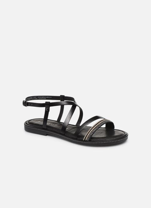 Sandales et nu-pieds Tamaris BALA Noir vue détail/paire