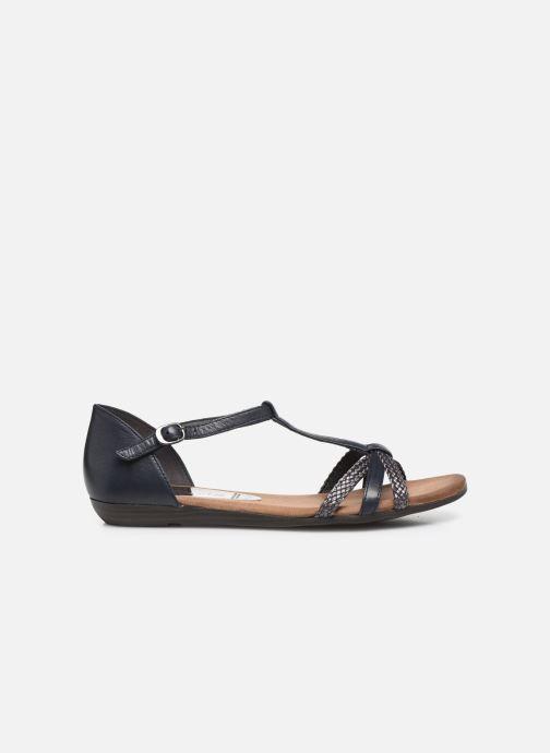 Sandales et nu-pieds Tamaris BAMBA Bleu vue derrière