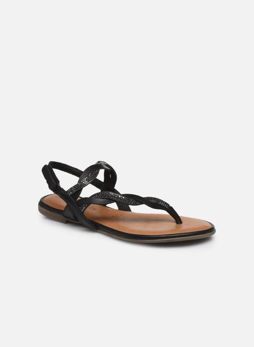 Sandales et nu-pieds Tamaris MANAO Noir vue détail/paire