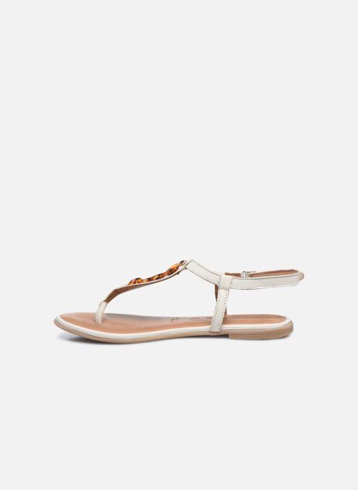 Sandali e scarpe aperte Tamaris VIKY Bianco immagine frontale