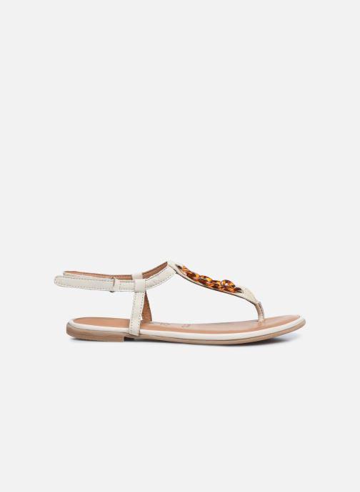 Sandali e scarpe aperte Tamaris VIKY Bianco immagine posteriore
