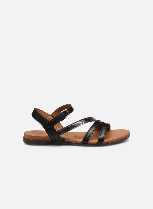 Sandales et nu-pieds Tamaris VINA Noir vue derrière