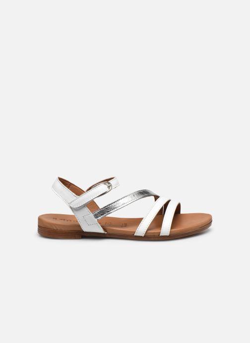 Sandales et nu-pieds Tamaris VINA Blanc vue derrière