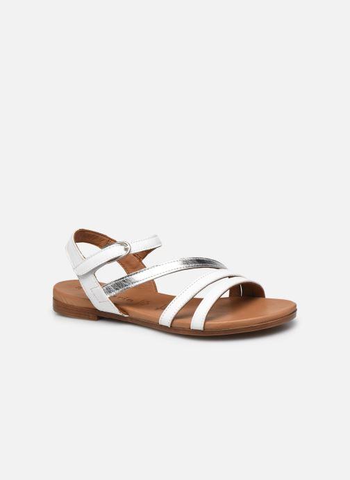 Sandales et nu-pieds Tamaris VINA Blanc vue détail/paire
