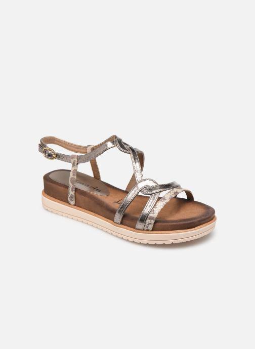 Sandales et nu-pieds Tamaris KAY Argent vue détail/paire