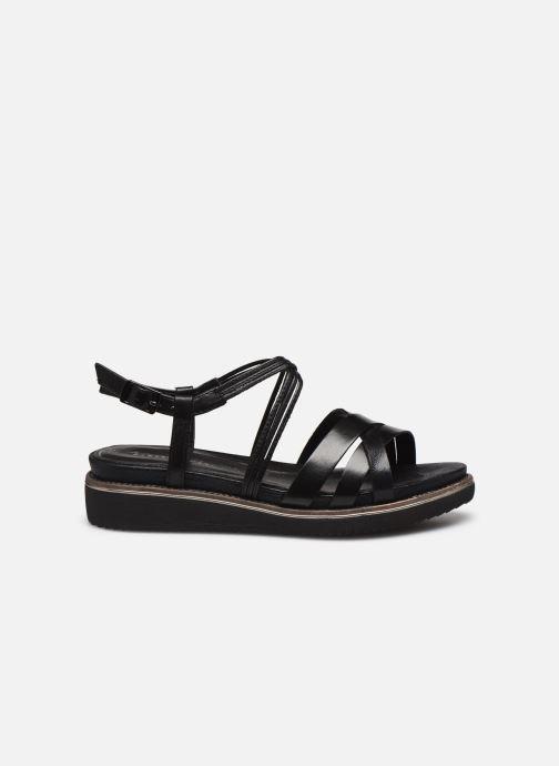 Sandales et nu-pieds Tamaris KALIA Noir vue derrière
