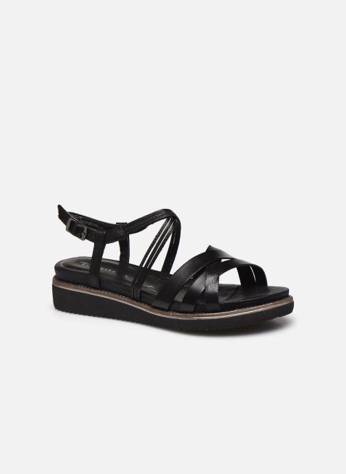 Sandales et nu-pieds Tamaris KALIA Noir vue détail/paire
