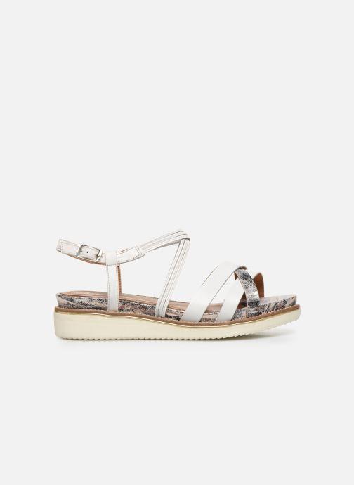 Sandales et nu-pieds Tamaris KALIA Blanc vue derrière