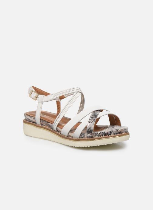 Sandales et nu-pieds Tamaris KALIA Blanc vue détail/paire