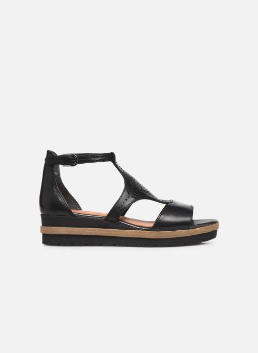 Sandales et nu-pieds Tamaris ZANA Noir vue derrière