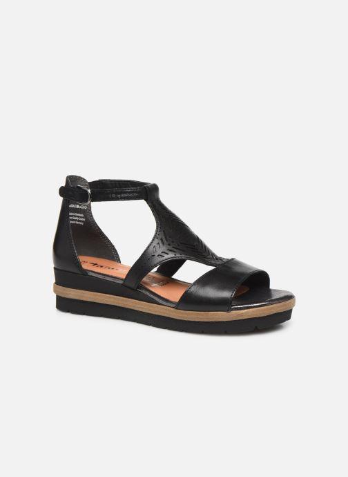 Sandales et nu-pieds Tamaris ZANA Noir vue détail/paire