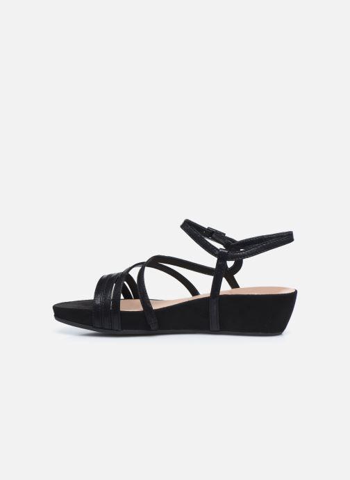 Sandales et nu-pieds Tamaris DELIAM Noir vue face