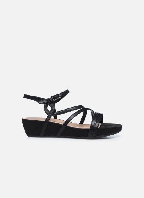 Sandales et nu-pieds Tamaris DELIAM Noir vue derrière