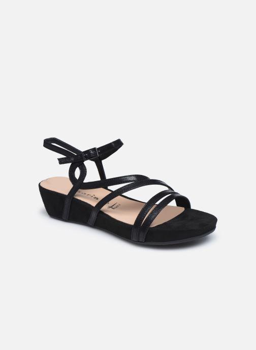 Sandales et nu-pieds Tamaris DELIAM Noir vue détail/paire