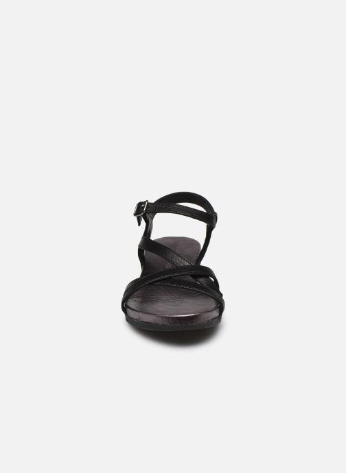 Sandales et nu-pieds Tamaris ABY Noir vue portées chaussures