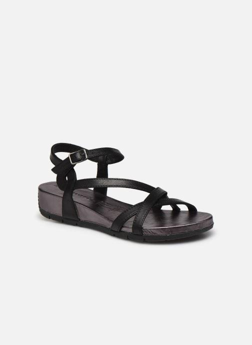 Sandales et nu-pieds Tamaris ABY Noir vue détail/paire