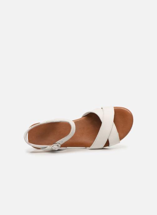 Sandales et nu-pieds Tamaris ALBAM Blanc vue gauche