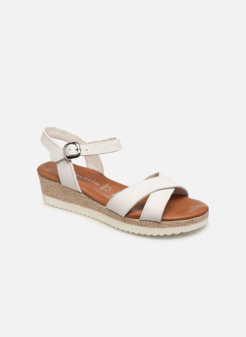 Sandales et nu-pieds Tamaris ALBAM Blanc vue détail/paire