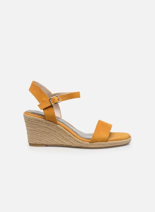 Sandales et nu-pieds Tamaris PELPA Jaune vue derrière