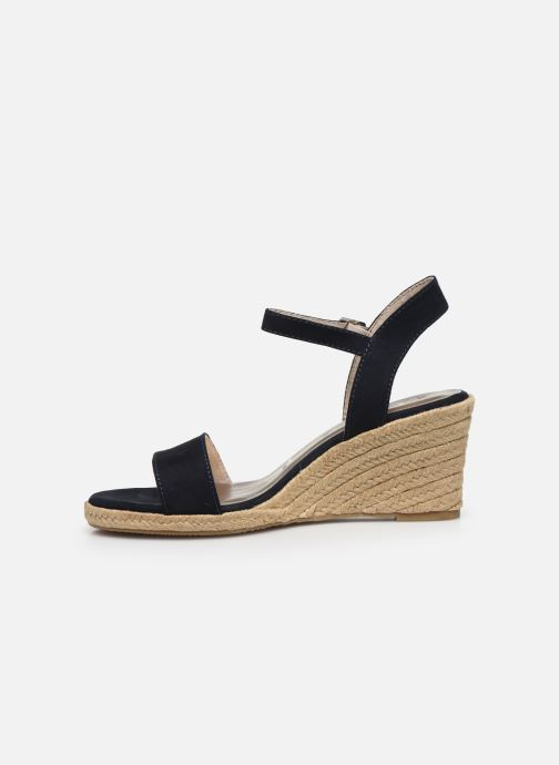 Sandales et nu-pieds Tamaris PELPA Bleu vue face