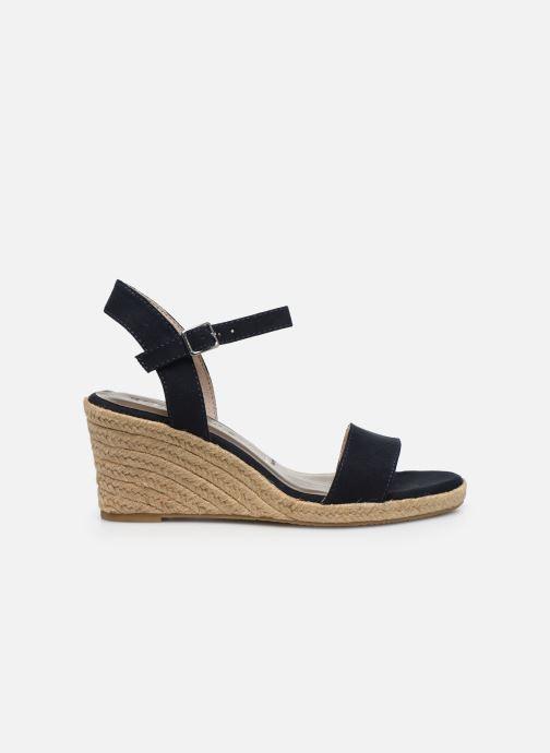Sandales et nu-pieds Tamaris PELPA Bleu vue derrière