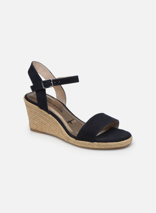Sandales et nu-pieds Tamaris PELPA Bleu vue détail/paire