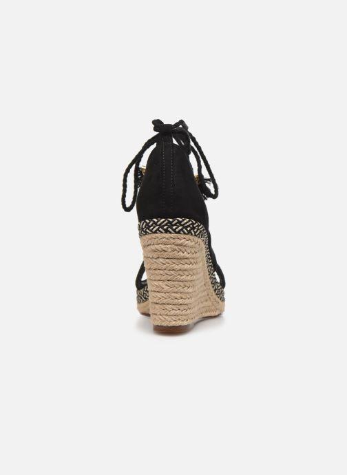 Sandali e scarpe aperte Tamaris ACACIE Nero immagine destra