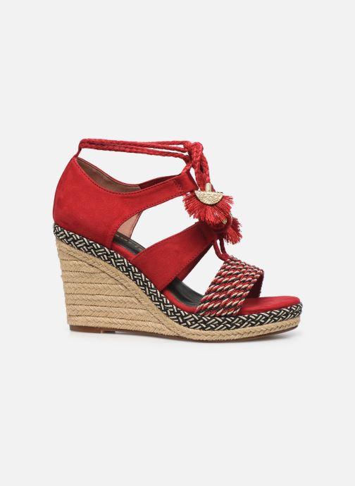 Sandales et nu-pieds Tamaris ACACIE Rouge vue derrière