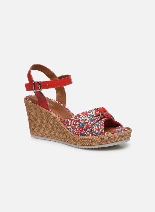 Sandales et nu-pieds Tamaris GIGI Rouge vue détail/paire