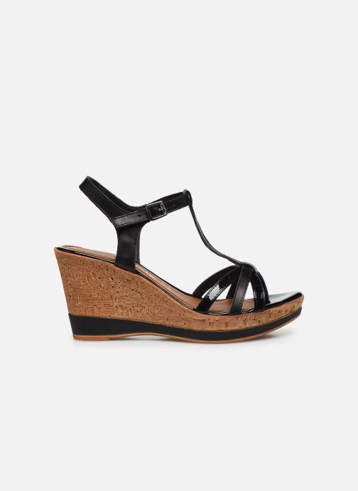 Sandales et nu-pieds Tamaris GLYN Noir vue derrière