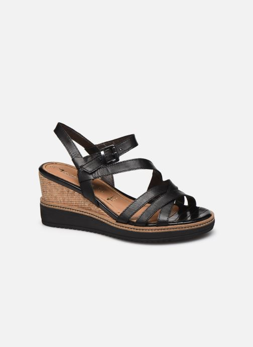 Sandales et nu-pieds Tamaris HAVEL Noir vue détail/paire