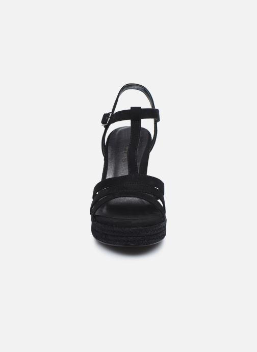 Sandalen Tamaris LENNY schwarz schuhe getragen