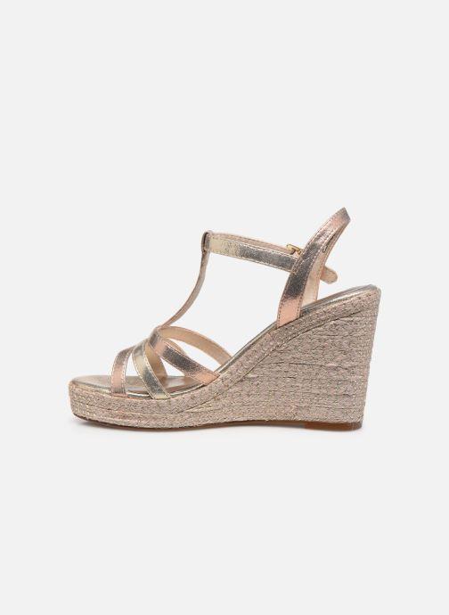 Sandales et nu-pieds Tamaris LENNY Rose vue face