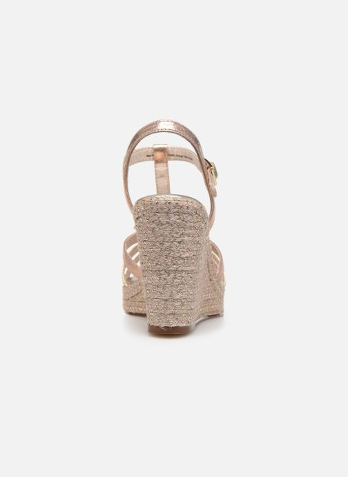 Sandales et nu-pieds Tamaris LENNY Rose vue droite