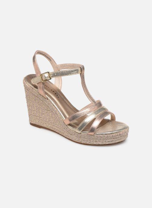 Sandales et nu-pieds Tamaris LENNY Rose vue détail/paire