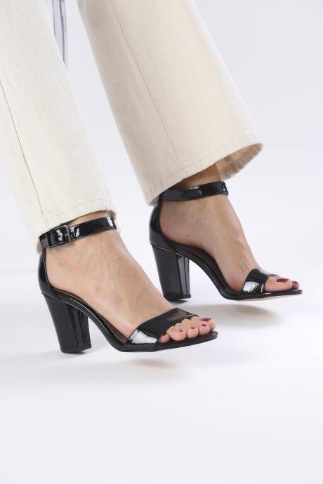 Sandali e scarpe aperte Tamaris LEVIA Nero immagine dal basso